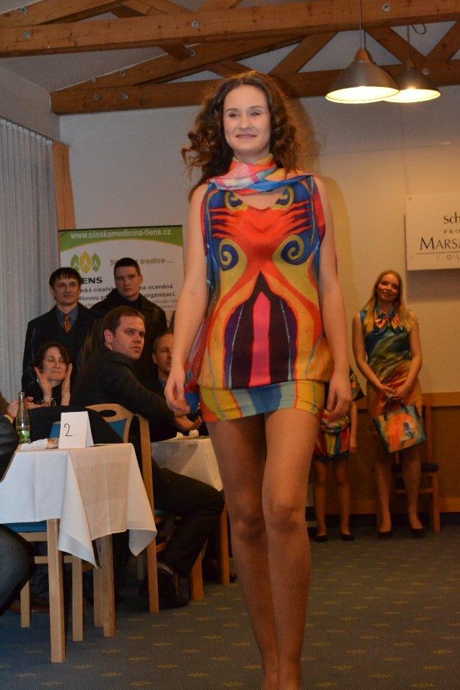šaty Šepot mušle 2